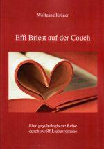 Effi Briest auf der Couch- Wolfgang Krüger - Buchcover